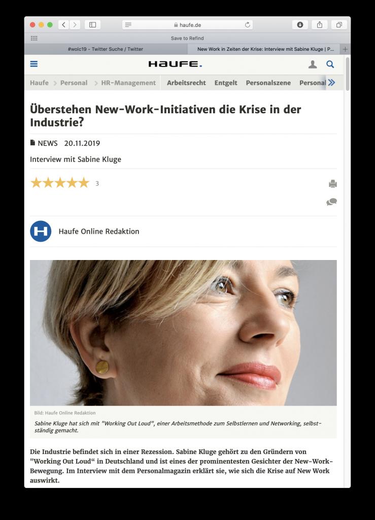 Thumbnail of https://www.kluge-konsorten.de/sabine-kluge-im-haufe-interview-uebersteht-newwork-die-krise/