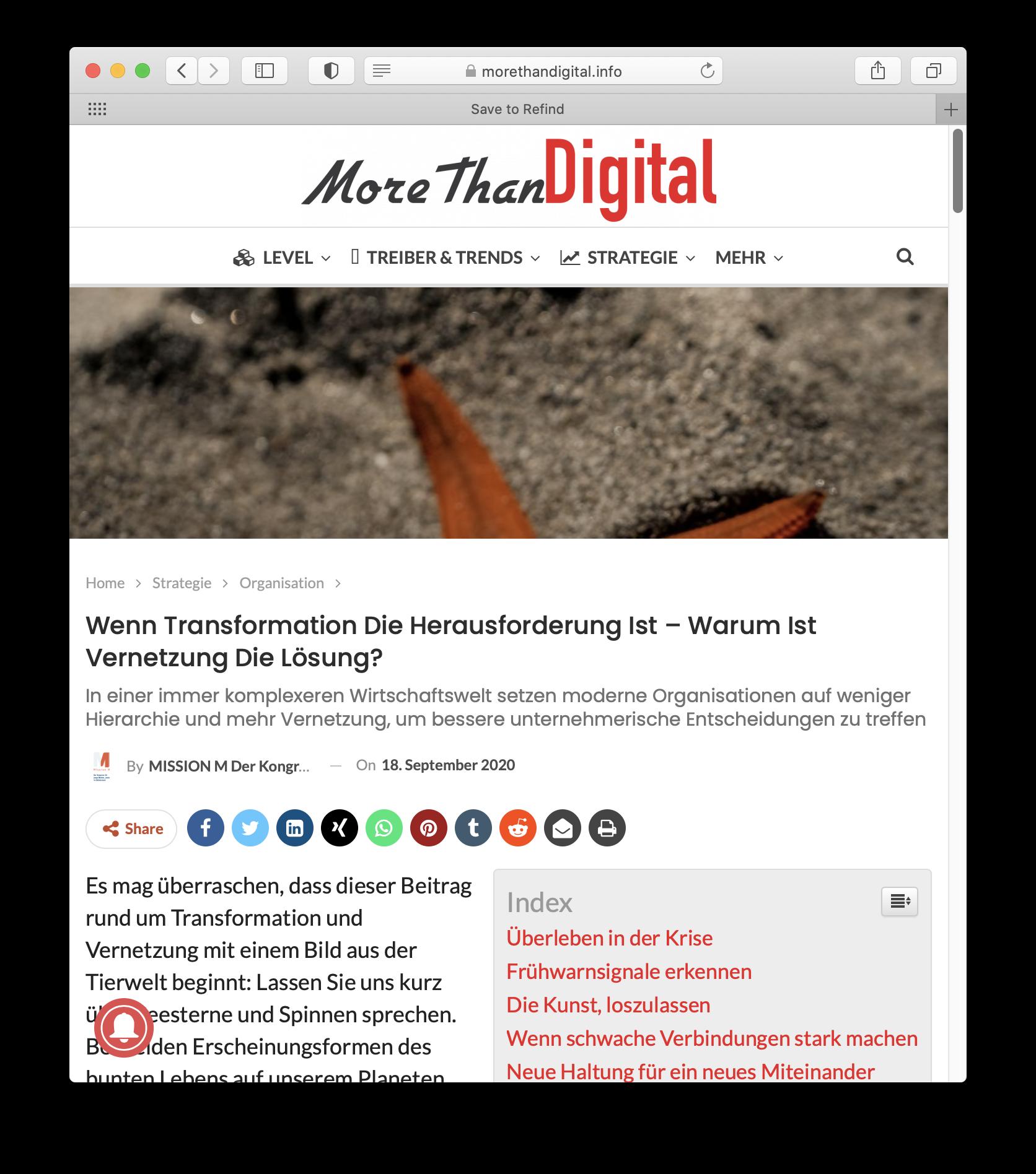 Thumbnail of https://www.kluge-konsorten.de/alexander-kluge-ueber-spinnen-und-seesterne-und-was-das-mit-vernetzung-und-transformation-zu-tun-hat/